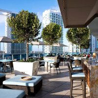 Outdoor-Fine-Dining-of-Area-31-Restaurant-in-Downtown-Miami