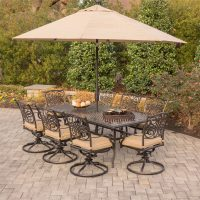 astonishing-traditions-piece-dining-set-in-tan-with-eight-swivel-picture-for-outdoor-table-umbrella-inspiration-and-popular_TFAST_11653